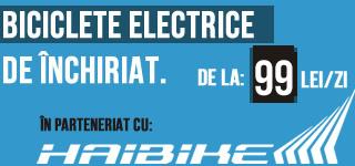 inchirieri biciclete electrice